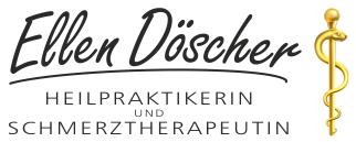 Ellen Döscher - Heilpraktikerin | Schmerztherapie • Wirbelsäulentherapie • Osteopathie • Liebscher & Bracht • Bad Zwischenahn Logo